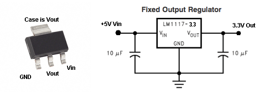 3.3V Power Supply