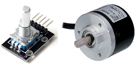 Rotory Encoder Types
