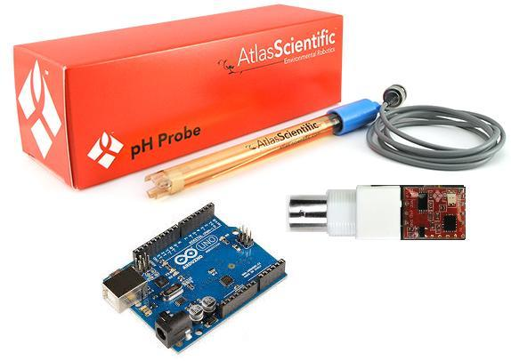 ph Measurement Components