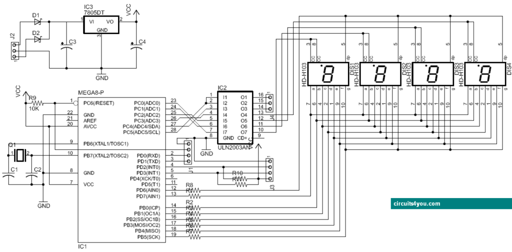 Flow Meter Arduino likewise Design Your Circuit Part V Ic 4017 Circuits moreover AC 007RGB  lifier also Basics additionally Lab 19 Play Musical Notes. on buzzer circuit diagram