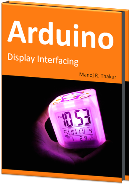 e-Book Arduino: Display Interfacing