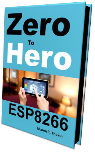 Zero to Hero : ESP8266