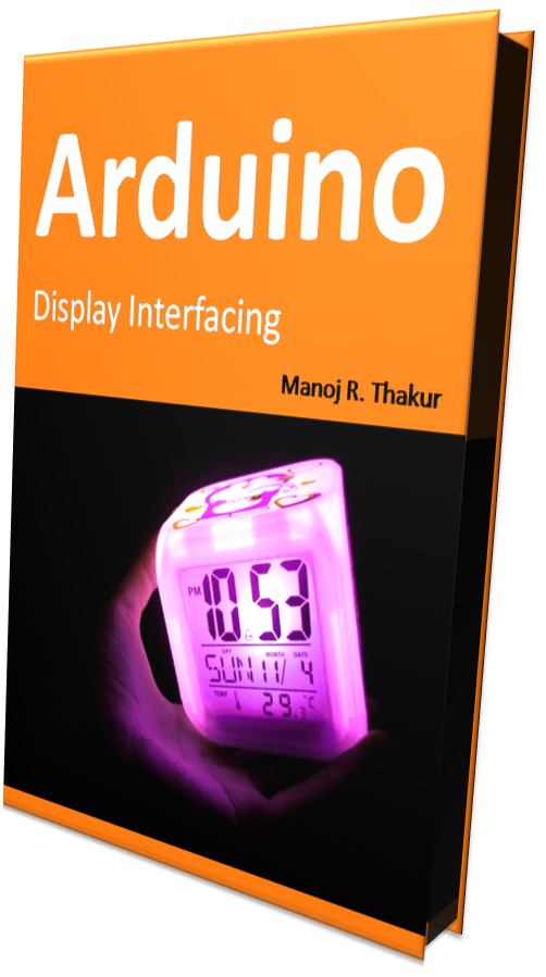 e-Book Arduino Display Interfacing