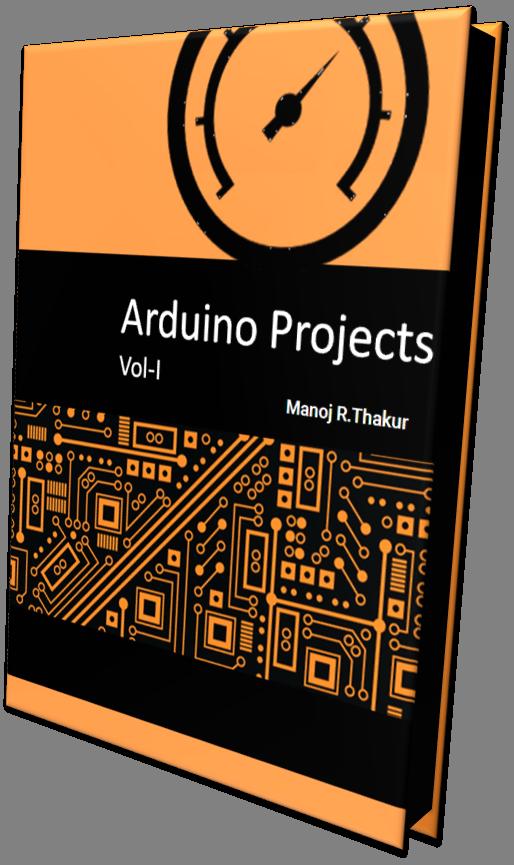 e-Book Arduino Projects Vol-I