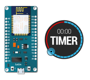 ESP8266 Timer and Ticker Example | Circuits4you com