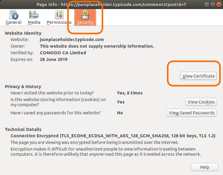 ESP8266 NodeMCU HTTPS Secured POST Request | Circuits4you com