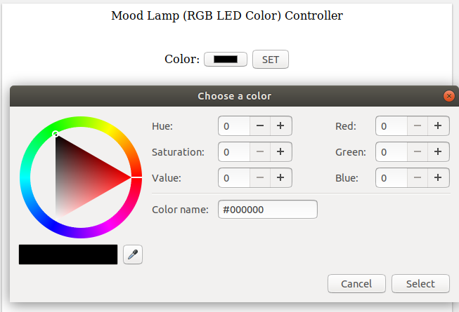 ESP8266 IoT Based RGB LED Strip Controller | Circuits4you com